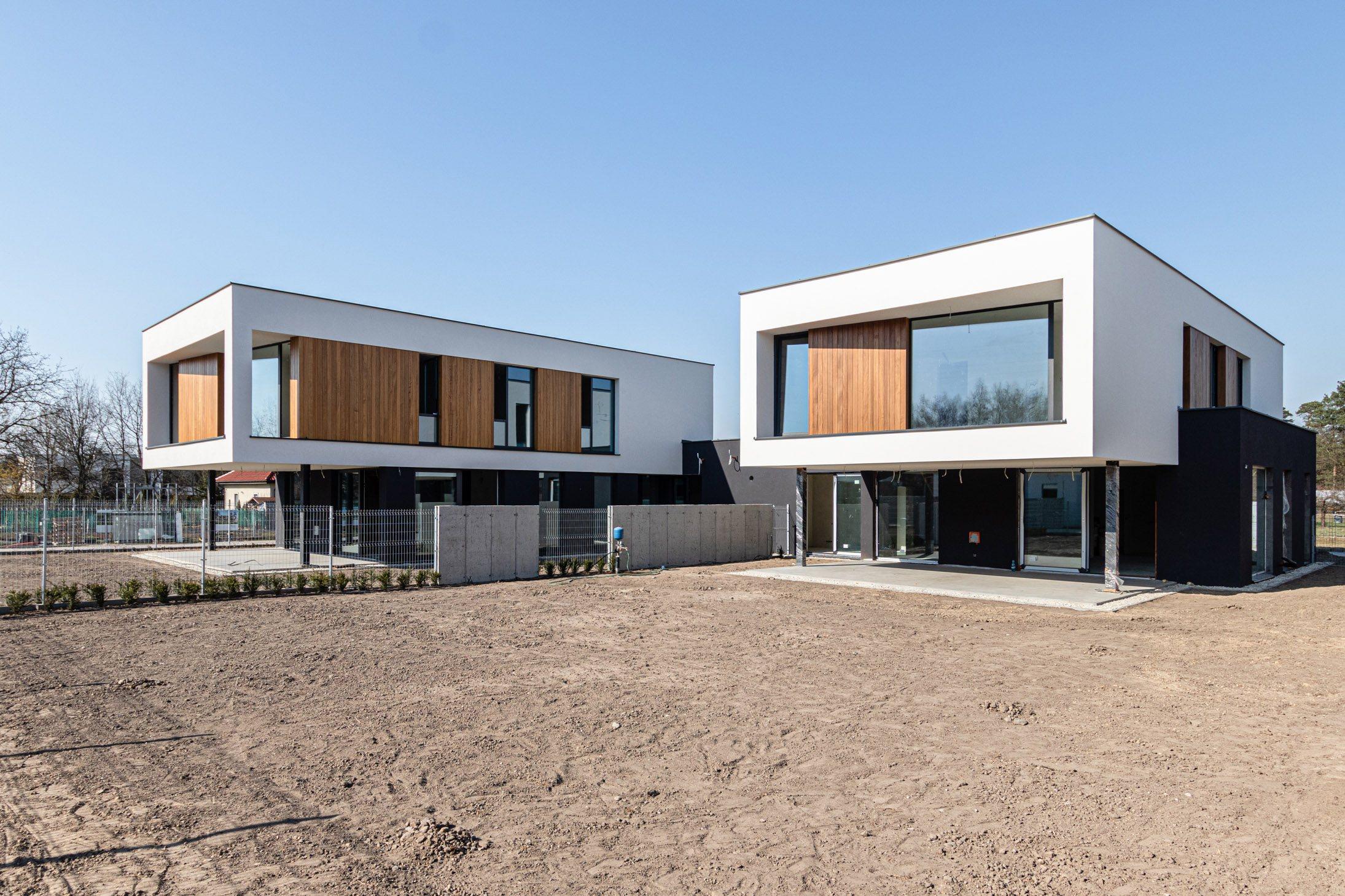 Sadowa Park Inwestycja 2020 Luksusowe domy jednorodzinne konstancin
